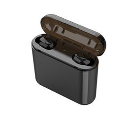 XQ Newest TWS Wireless Earphones Headphones Bluetooth 5.0 Earbuds as Power Bank Sport Headset Noise Cancel Earphone Headphone vs q32