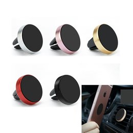 Starke magnetische Auto Air Vent Halterung Telefon Halter Stand für Iphone 8 7 6 GPS Universal-Magnet für Telefon in Auto Air Condition Mount