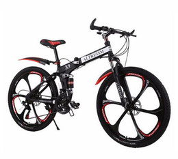 Aluminum Bmx Bicycle Australia - Hot Sale Mountain Bikes 26-Inch Steel 21-Speed Bicycles X9 Dual Disc Brakes Variable Speed Road Bike Racing Bicycle