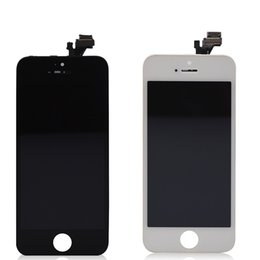 Iphone Screen Best Australia - Best Quality Lcd Replacement For iPhone 5 5C 5S SE Lcd 100% OEM Touch Screen Display Digitizer with Frame Full Assembly Free Shipping