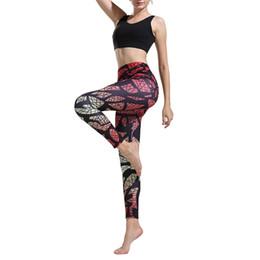 $enCountryForm.capitalKeyWord UK - Drop ship Super Stretchy Women Gym Tights Energy Seamless Tummy Control Yoga Pants High Waist Sport Leggings Purple Running Pant #157224