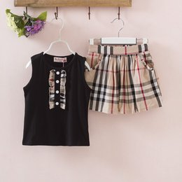 Wholesale Online Shopping DHgate Girls Two Colors Cute Sets From China
