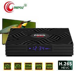 $enCountryForm.capitalKeyWord Australia - Android 7.1 TV BOX M9S W6 2GB 16GB Amlogic S905W Quad Core 2.4GHz WiFi MINI PC Media Player 4K Smart IPTV Box Better HK1 Max TX3 X96 T95M