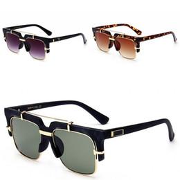 $enCountryForm.capitalKeyWord UK - Flat Light Sunglasses Man And Women Windbreak Plastic Frame Sunglass Classic Fashion Frog Mirror Holiday Green Purple 26bl D1