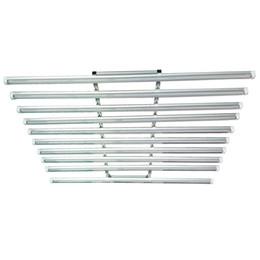 LED Grow Light Bar Fixture 360W Full Spectrum LED Grow Light 120cm serre hydroponique Medica 10 dans 1 192 * 0.5W Tube usine Cultivez en Solde