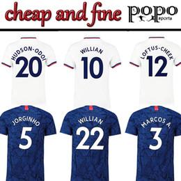 Cheap new soCCer jerseys online shopping - New KANTE Cheap and Fine MORATA Jersey GIROUD Soccer Jersey Embroidery Logo