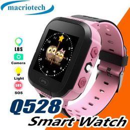 $enCountryForm.capitalKeyWord Australia - Q528 Updated Smart GPS Tracker Location SOS Call Remote Monitor Camera Flashlight Watch Wristwatch for Kids Teens Student Pk Q50 Q90 Q100