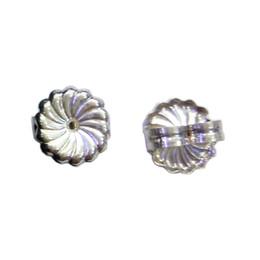 $enCountryForm.capitalKeyWord UK - wholesale 925 Sterling Silver Jewelry Finding Ear Nut Earring Back ID37587