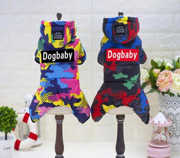 $enCountryForm.capitalKeyWord NZ - Thick Camouflage Pet Dog Winter Clothes Winter Waterproof Dog Jacket Coat Fashion Pet Costume Clothing Warm Coat For Chihuahua Top Quality11