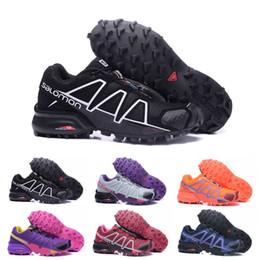 Cross boots online shopping - Salomon Speed Cross CS Mens Outdoor Hiking Shoes SpeedCross Breathable Women Athletics Running Sports Sneakers