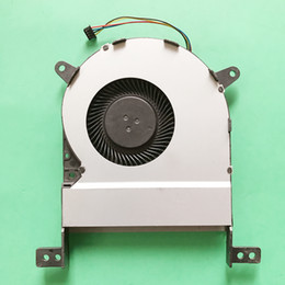 cpu cooling fan asus UK - New laptop CPU cooling fan Cooler Notebook PC Fit for SUNON MF75070V1-C320-S9A DC5V 2.25W Laptops Fans ASUS X756 X756U X756UX SERIES