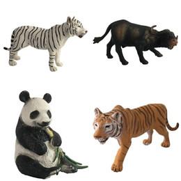 $enCountryForm.capitalKeyWord UK - Simulation Wild Animal Model Doll PVC Anti Wear Eco Friendly Teaching Lion Panda Toy Boy And Girl Fashion Gift 8bb I1