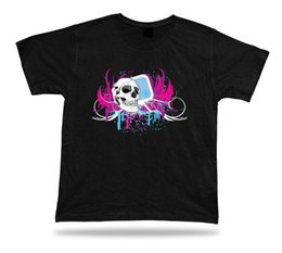 Cotton Stylish Top Designs NZ - Abstrack Skeleton skull awesome cool t shirt tee modern stylish design apparel 2018 Hot Summer High Quality Tops Tees Men 100% Cotton