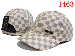 Wholesale 2019 Summer brand mens designer hats adjustable baseball caps luxury lady fashion polo hat bone trucker casquette women gorras ball cap