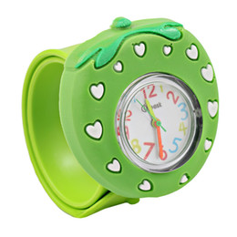 boys puzzles UK - Fashion Kids Children Watches Puzzle Toys Cartoon Animal Soft Silicone Quartz Cute Watch For Boy Girl Student Wristwatch