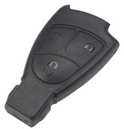 $enCountryForm.capitalKeyWord Australia - High quality car key cover for benz remote shell 3Button for 2005-2008 cars (no logo)