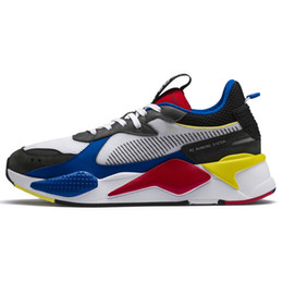 X Toy For Men NZ - 2019 New RS-X Toys Reinvention Running Shoes for High Quality Men Women Sports Trainer Black Gold Transformers Chaussures Retro Sneakers