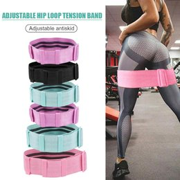 force tool UK - Yoga Fitness Workout BuLift Elastic Pilates Loop Band Thicken Resistance Belt Trainers Force Core Training Tool