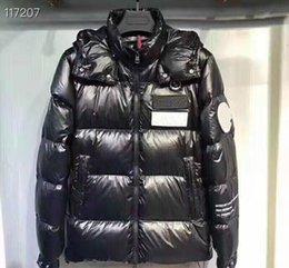 Toptan satış Erkekler İnce Genç Kısa Aşağı Ceket monclair erkek kış jacketsmonler wellensteyn için Kalınlaşmış Açık kanada Aşağı bombardıman Ceket kaliteli