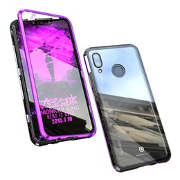 $enCountryForm.capitalKeyWord NZ - Mobile hone Accessories Parts Mobile Phone Bags Magnetic Cases For Huawei P20 P30 Pro Lite Cover huwai P30 Pro Cases Huawei