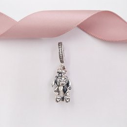 Friend beads online shopping - Authentic Sterling Silver Beads Disny Cookie A Disny Friend Of Duffy Charms Fits European Pandora Style Jewelry Bracelets Necklace
