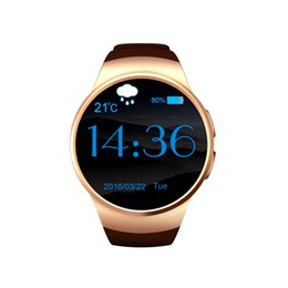$enCountryForm.capitalKeyWord Australia - Lovers Watch Watches Bluetooth Smart Watch Phone Full Screen Support SIM TF Card Smartwatch Heart Rate For Apple IOS Androi