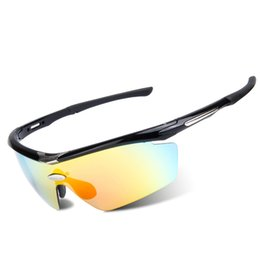 boys bike bicycle cycle 2019 - Men's Cycling Glasses Women Speed Bicycle Sunglasses Boys Anti-UV Eyewear Road Racing Outdoor Sports Protective MTB