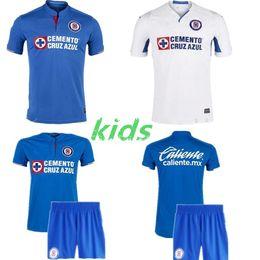 cd729b20b 2019 2020 Mexico Club kids kit Cruz Azul Liga MX teenager Soccer Jerseys  uniform19 20 Tigers UANL child football Shirts camisetas de futbol