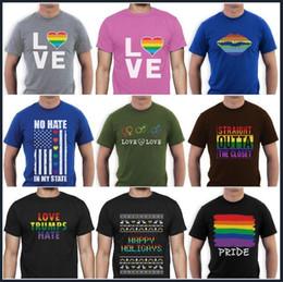 93f2b112 Marriage T Shirts NZ - Gay T-Shirt Love Wins Rainbow Lgbt Tee Flag Men