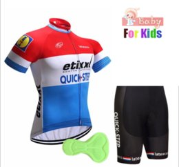 2019 Cycling Clothing for Kids Cycling Jersey Sets Children Short Sleeve  Tops Shorts Boys MTB Bike Wear Sports Ropa Ciclismo 1f52a3b0d