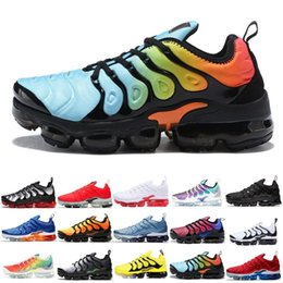 Newest fashioN boots online shopping - 2019 V TN Plus Airs Sole Men Women Designer Running Shoes In Metallic Newest Athletic Sport Sneakers Fashion Blood Outdoor Trainers