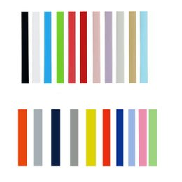 $enCountryForm.capitalKeyWord UK - OEM New Design 21 Colors More Silicone Sport Band Replacement For Apple Watch Band Wrist Strap With Adapters Accessories OEM Product Service