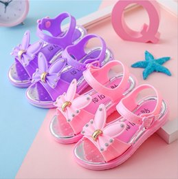 $enCountryForm.capitalKeyWord Australia - Girls Sandals 2019 Summer New Beach Shoes Children Student Sandals Girls Middle Children Korean Princess