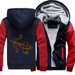 9c9c1ef3 hoodie jacket 2018 New Arrival VIP Custom Made Mens Hoodies Jackets 4  Colors And Sweatshirts Winter Plus Size Drop Ship