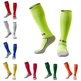 1584955c9 Kids Boys Sports Durable Long Soccer Socks 10 Styles Cotton Mens Football  Breathable Socks for 8-13 Years Old Children G496Q