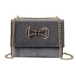 $enCountryForm.capitalKeyWord NZ - Overseas2019 Woman Season 209 Bow Single Shoulder Package Ma'am All-match Diagonal Bag