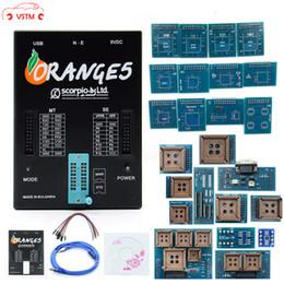 Porsche Programmer Reader Canada - OEM Orange 5 Programmer OEM orange5 With Full Adapter orange5 programmer High Quality Orange 5