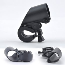 $enCountryForm.capitalKeyWord Australia - Portable Cycling Bike Bicycle Flashlight Lamp Stand Holder Rotation Grip LED light Torch Clamp Clip Mount Bracket Accessories #272979