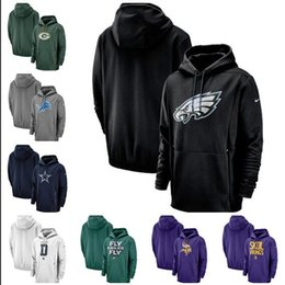 $enCountryForm.capitalKeyWord Australia - 2019 New Style Dallas Bay Detroit Philadelphia Minnesota Men Vikings Eagles Lions Packers Cowboys Sideline Local Lockup Pullover Hoodie