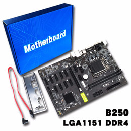 $enCountryForm.capitalKeyWord Australia - Freeshipping Mining Board B250 Mining Expert Motherboard Video Card Interface Supports GTX1050TI 1060TI Designed For Crypto Mining