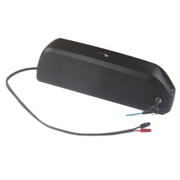 Cheap Quality Battery UK - With power switch and 5V USB socket 52V 14AH high quality cheap bicycle battery for 450W to 1000W motor with Charger