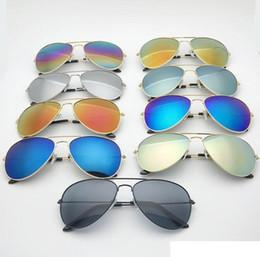 d91880cb3c1ca6 Hohe qualität vintage film Polarisierte linse pilot Mode Sonnenbrillen Für  Männer und Frauen Bdazzle farbe spiegel gläser sonnenbrille z349