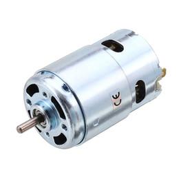 12v gear 2019 - 895 Motor DC 12V-24V 3000-12000RPM Motor Large Torque Gear Motor