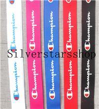 Cellphone Keys Australia - NEW Champion Sports Cellphone lanyard ID card neck key chains straps VS Love PINK lanyards
