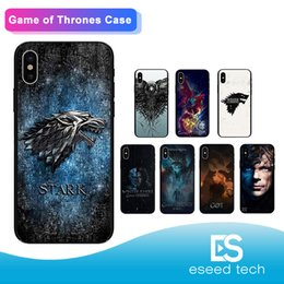 game thrones phone cases 2019 - Game Thrones Case Daenerys Silicone Phone Back Cover Dragon Jon Snow tyrion lannister Colorful for iPhone 8 7 6 6S Plus
