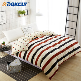 Discount bedding for queen size beds - ADQKCLY Floral Printed Bedding Duvet Cover 100% Polyester Quilt Comforter Cover size for 150*200cm 180*220cm 200*230cm 2