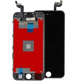 iphone 6s screens NZ - whosesale Smart phone LCD Touch Display 4.7 inches lcd For Apple Iphone 6s screen display Assembly black white