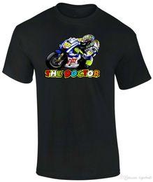 $enCountryForm.capitalKeyWord Australia - The Doctor 46 Fiat Style Motorcycle Printed T Shirt