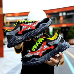 Vsiovry Nice New Chunky Sneakers Homens Running Shoes Malha Respirável Ginásio Esporte Shoes Men Soft Sole Comfortable Walking Sneakers venda por atacado