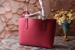 genuine leather price NZ - fuchsia color Women Shoulder Bag with a clutch Wallet Genuine Leather Shopping Tote Full Colors Interior high quality and Good Price